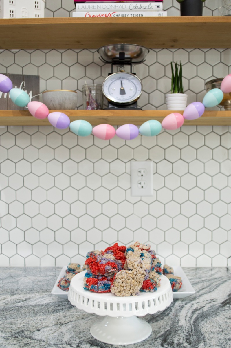 Not the Cutest Easter Rice Krispies